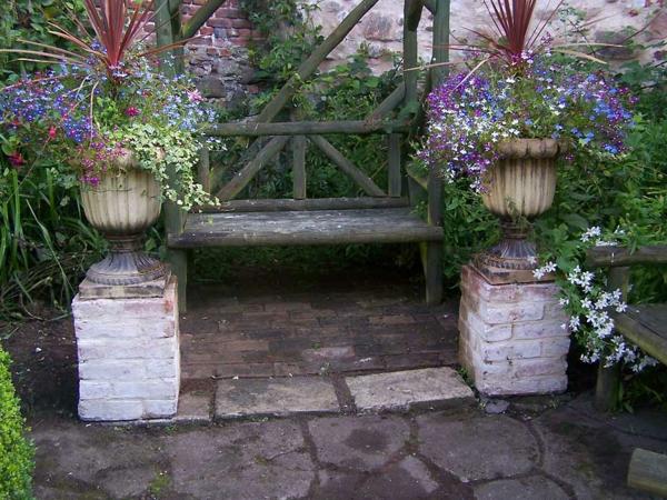 antike-gartendeko-antike-outdoor-pflanzen6