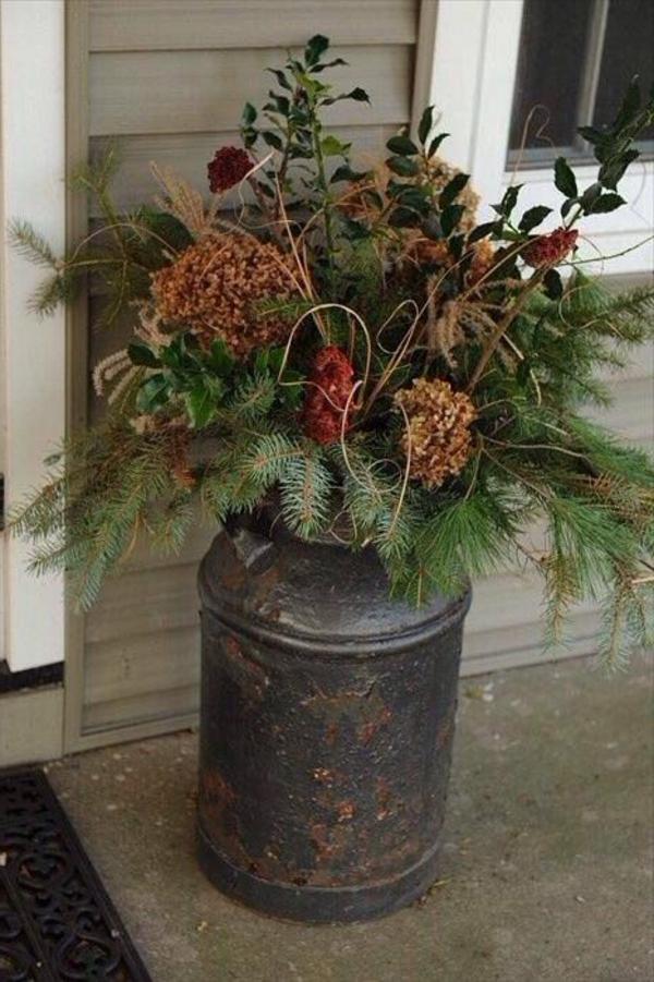 antike-gartendeko-antike-outdoor-pflanzen8