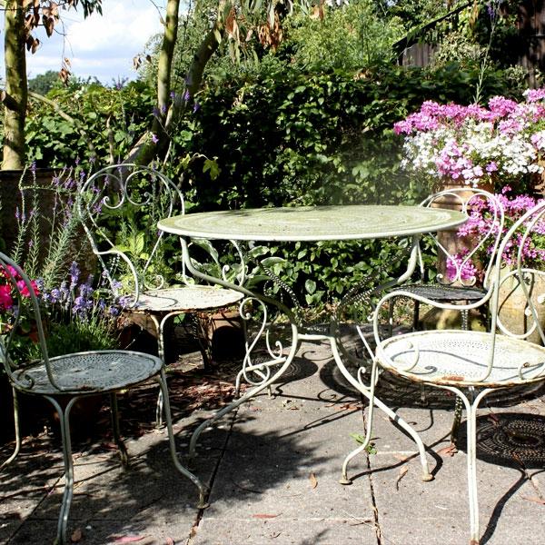 antike-gartendeko-garden-set