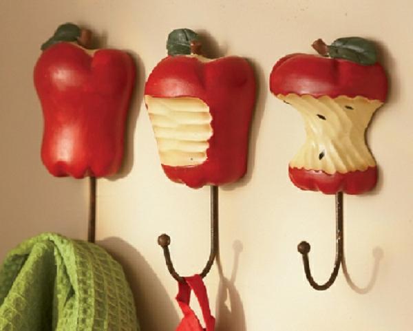 apfel-dekoration-hänger-machen-super kreative ideen