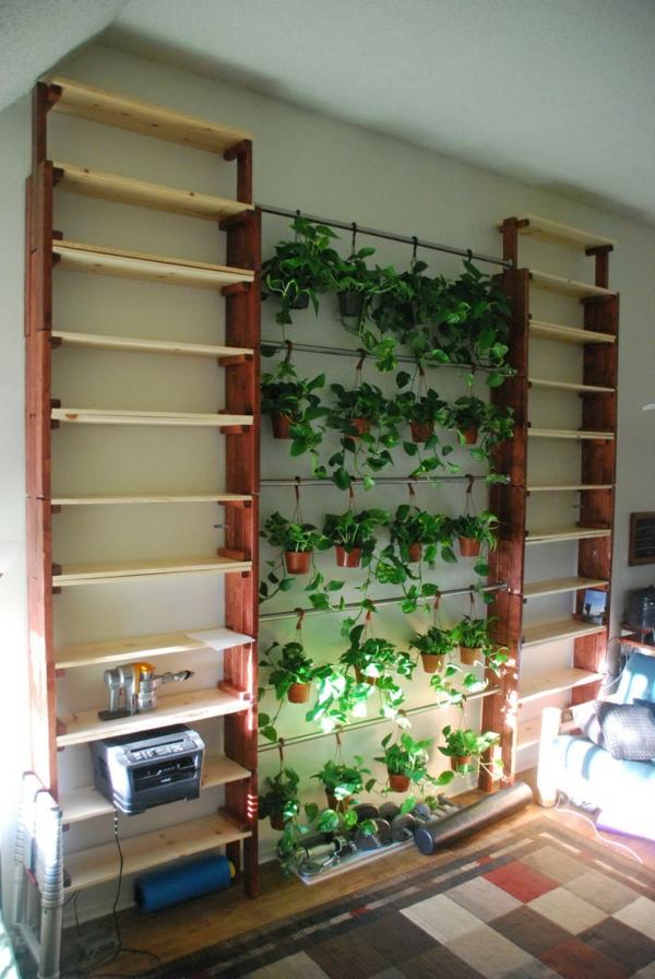 Bücherregal selber bauen  55 Ideen! ~ Bücherregal Selber Bauen Einfach
