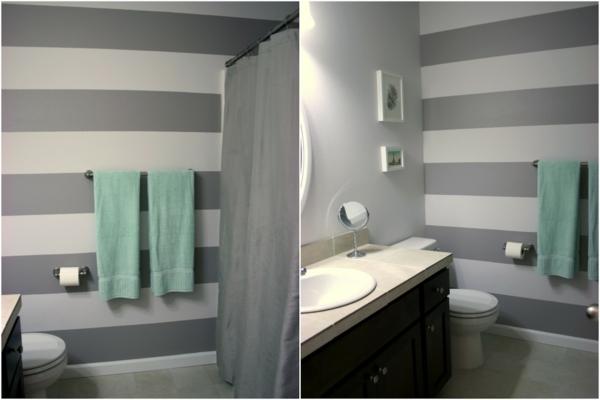 Badezimmer farbe  Badezimmer Farbe Grau ~ Preshcool.com = Verschiedene Beispiele für ...