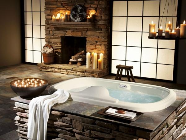 Badezimmergestaltung Ideen - Seien Wir Kreativ! - Archzine.net Badezimmergestaltung Ideen