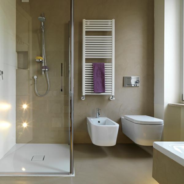 optimale badideen für kleines bad für maximalen komfort