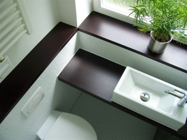 Kleines Badezimmer neue badideen für kleines bad archzine