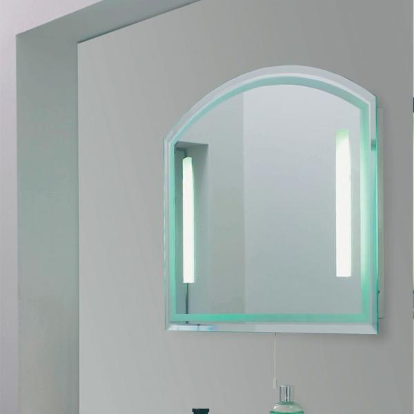 badlampen-sehr-schön-aussehen-spiegel mit einer interessanter form