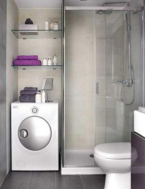 Neue badideen f r kleines bad for Small bathroom designs nz