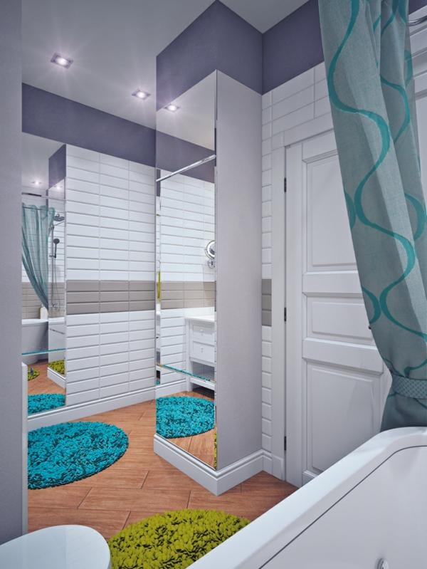 badvorhang-moderne-lila