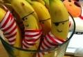Banane und Zitrone – die perfekte Dekoration?