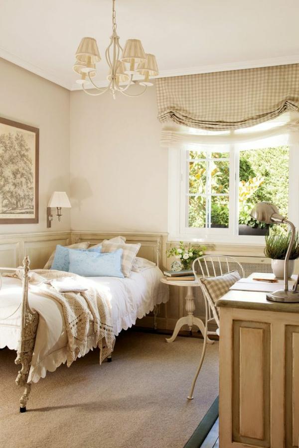 beige-farbtöne-schlafzimmer-ideen-gestaltung