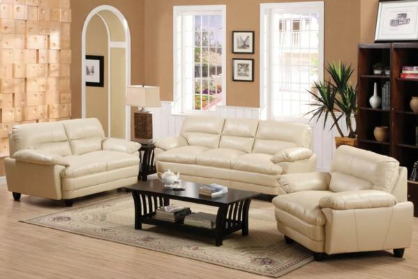 20 beispiele f r ein beige sofa zu hause for Beiges sofa welche wandfarbe