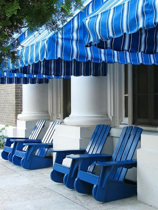 blaue-farbtöne-akzent-deko-outdoor