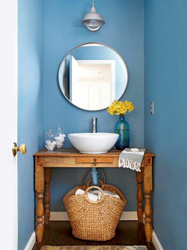 blaue-farbtöne-flur