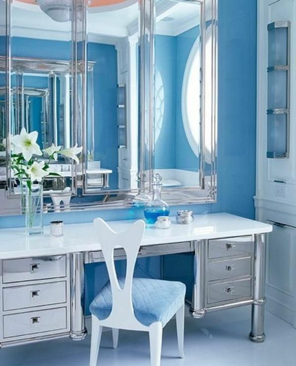 blaue-farbtöne-schlafzimmer-turqoise