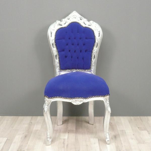 Blaue Stühle Und Sessel U2013 Eine Moderne Design U2013 Entscheidung!