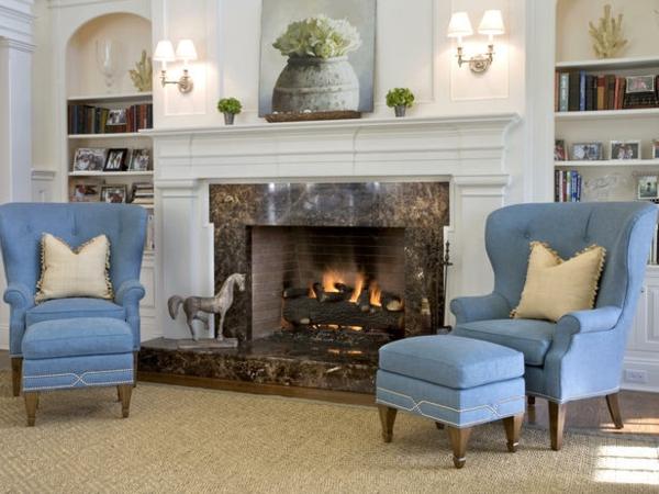blaue-stühle-wohnzimmer-sessel