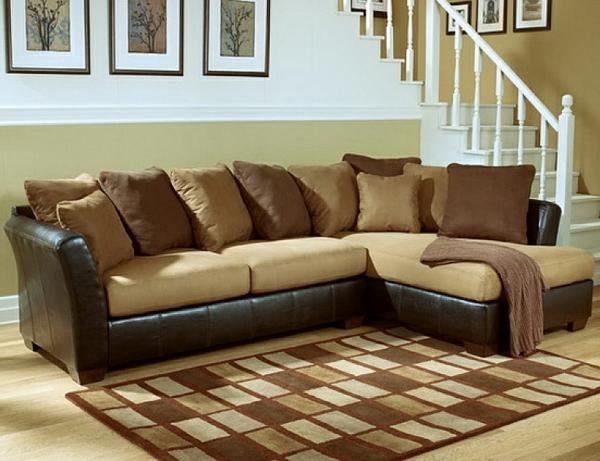 Charmant Kissen Fr Braune Couch [droidsure.com]