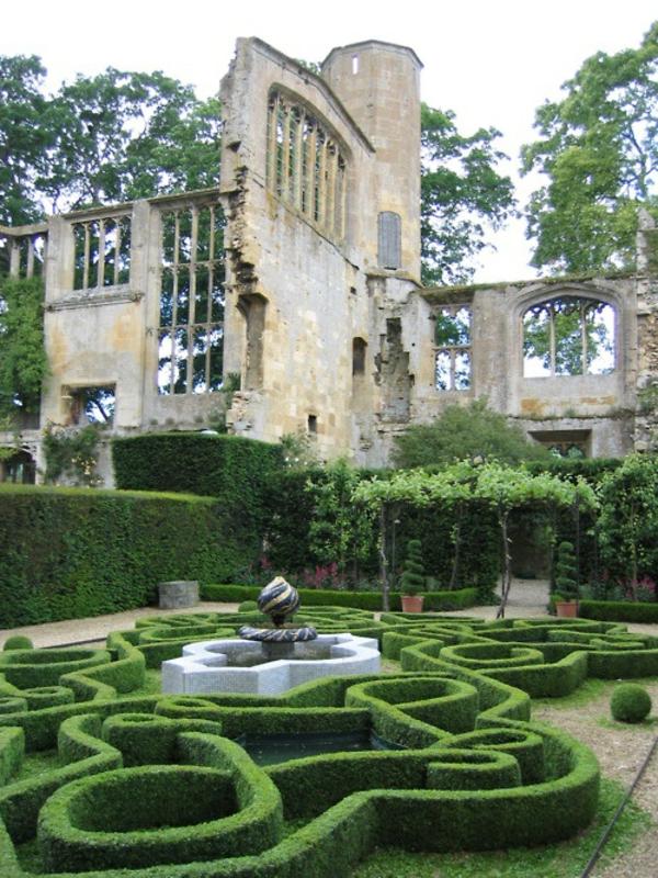 buchsbaum-formen-england-ruinen