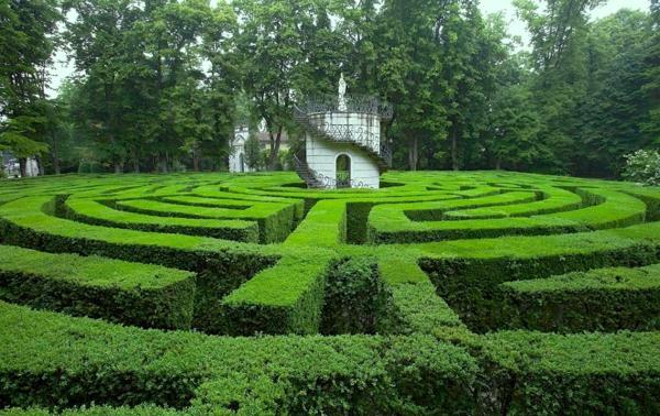 buchsbaum-formen-rund-labirinth