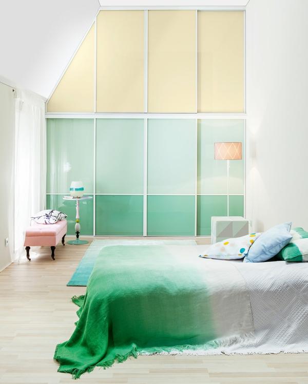 cabinet-kleiderschrank-pastell-gelb-und-grün