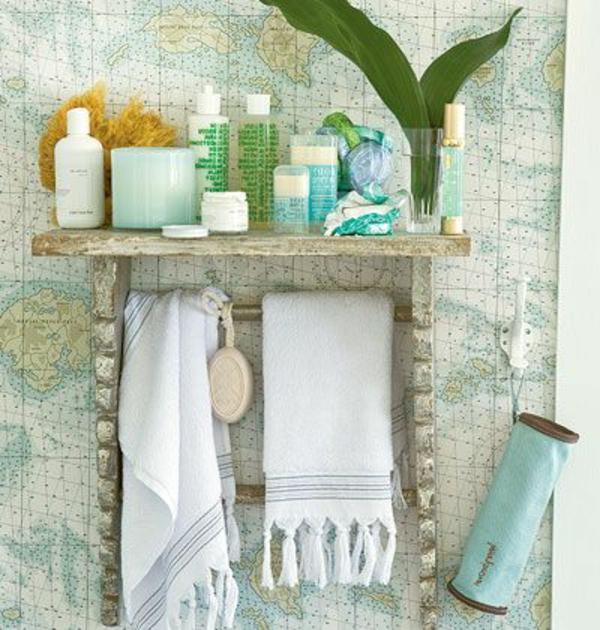 Wasserfeste Tapeten Badezimmer : Auch die anderen Bilder zeigen wie ...