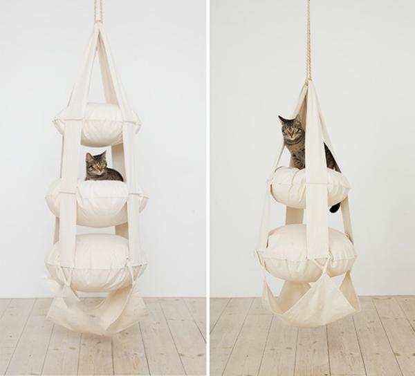 design-katzenmöbel-CatsTrapeze-weiß