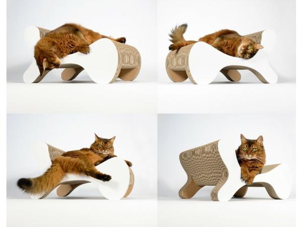 design-katzenmöbel-cat-on