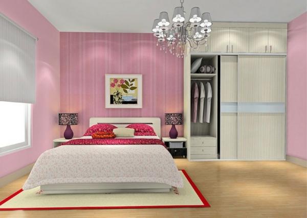 design : schlafzimmer design pink schlafzimmer design pink and ... - Schlafzimmer Pink Weis