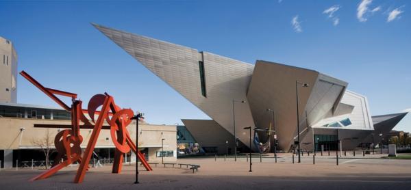 die-besten-städte-der-welt-moderne-architektur-museum-of-art-denver- sehr modern