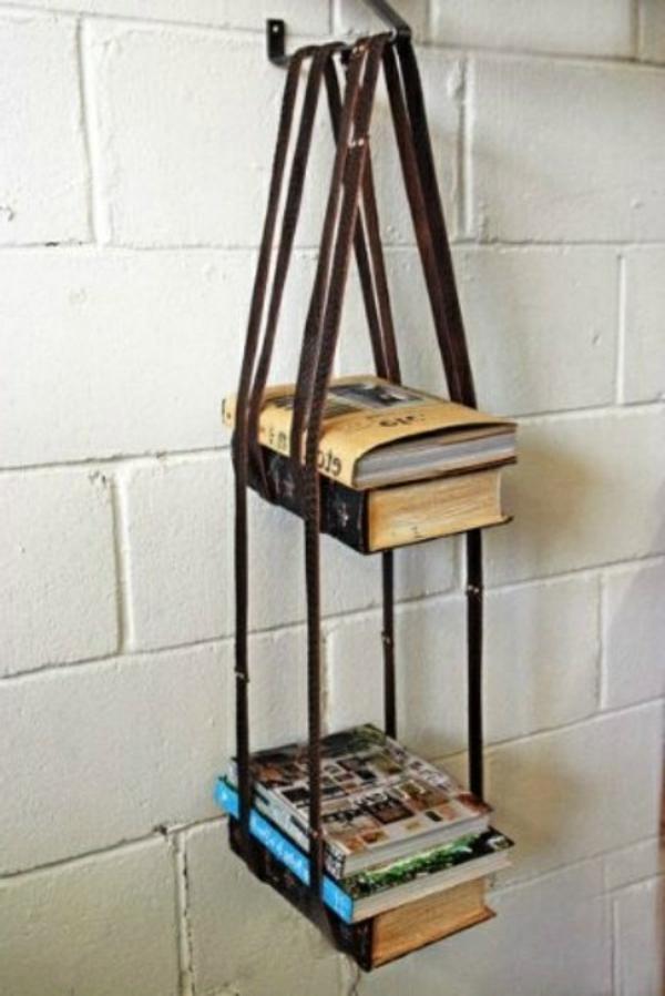 bücherregal selber bauen  55 ideen!  archzinenet ~ Bücherregal Selber Bauen Kreativ