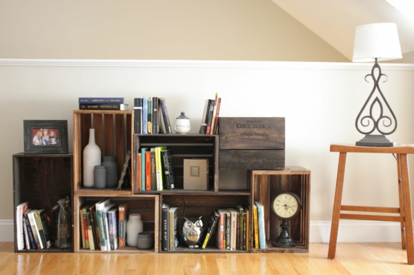 do-it-yourself-ideen-für-die-wohnung-bücherregal