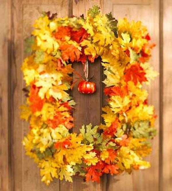 Herbstdeko basteln  28 inspirierende Ideen!