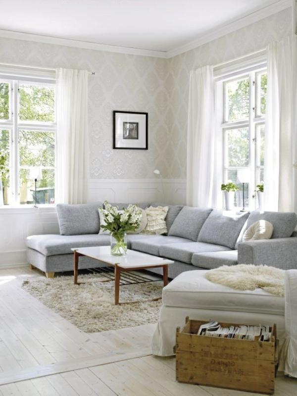 wohnzimmer tapete: interieur und design ideen f r zuhause tapete