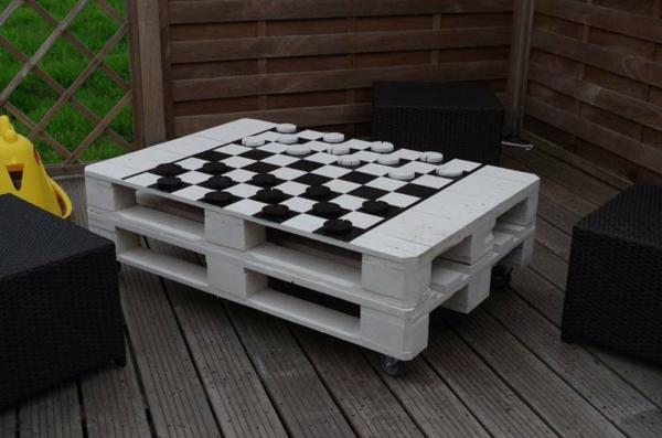 eurpaletten-Schach-spielen