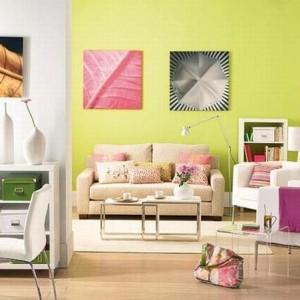 Wandfarbe t rkis 42 tolle bilder - Farbideen wohnzimmer ...