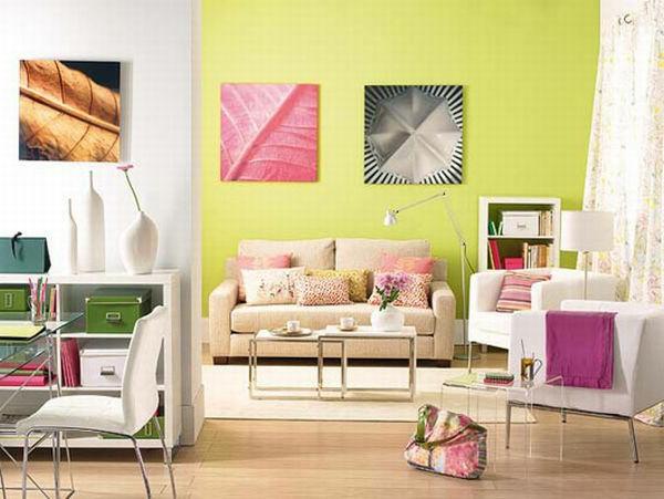 Farbideen f r wohnzimmer 36 neue vorschl ge - Dekoartikel fur wohnzimmer ...