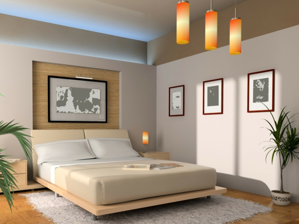 feng shui schlafzimmer 20 beispiele. Black Bedroom Furniture Sets. Home Design Ideas