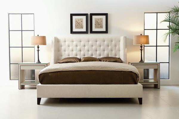 Feng shui schlafzimmer 20 beispiele - Bett vorm fenster stellen ...
