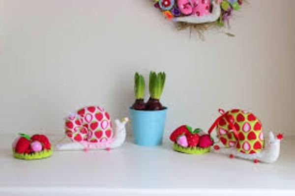 fr hlingsdeko basteln mit den kindern hilf mir es selbst zu tun. Black Bedroom Furniture Sets. Home Design Ideas