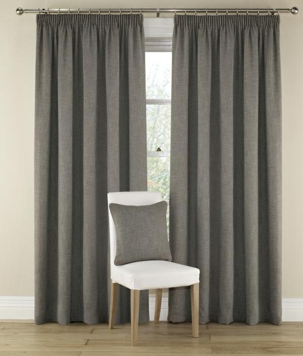 Einrichten mit farben graue farbe mehr als melancholie for Wandfarbe silbergrau