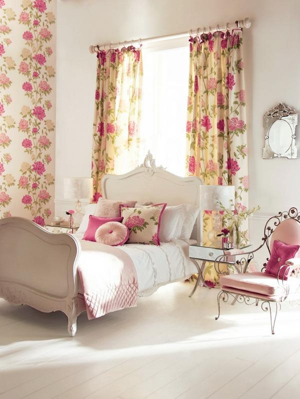 gardinenvorschläg-rosa-floral