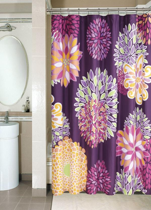 gardinenvorschläge-badezimmer-lila