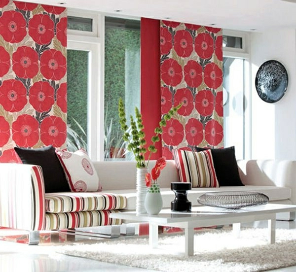 gardinenvorschläge-rot
