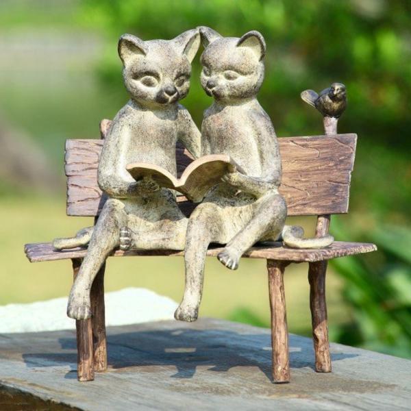 gartenfiguren-tiere-spi-home-katzen-lesen