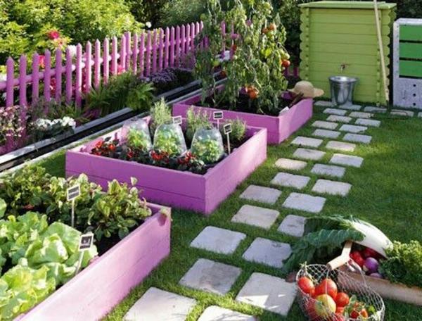 Gemusebeet planen tipps fur praktisch orientierte gartner for Garten planen mit sonnenmarkise für balkon