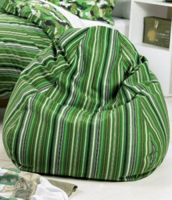 grüner-sitzsack-dunkelgrün
