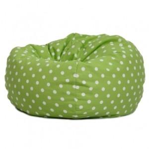 Grüner Sitzsack - mit frischer Möbel das Zuhause einrichten!