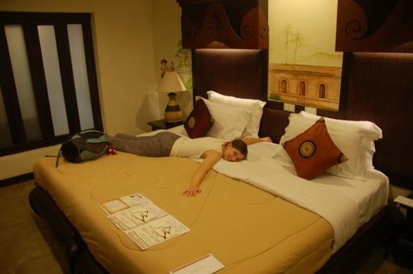 Es Geht Um Große Betten Für Eine Unendliche Gemütlichkeit Zu Hause