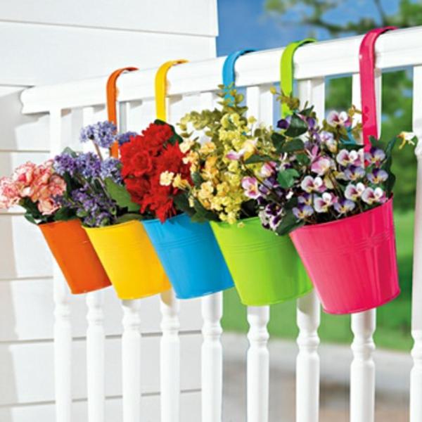 H ngende balkonpflanzen f r pr chtige outdoor r ume for Halbschattige balkonpflanzen
