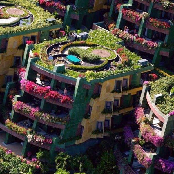 Hängende Balkonpflanzen Für Prächtige Outdoor Räume! - Archzine.net Balkonblumen Sonnige Standorte Gestaltungsbeispiele